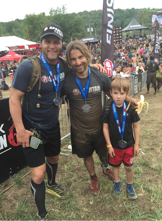Super Spartan finish